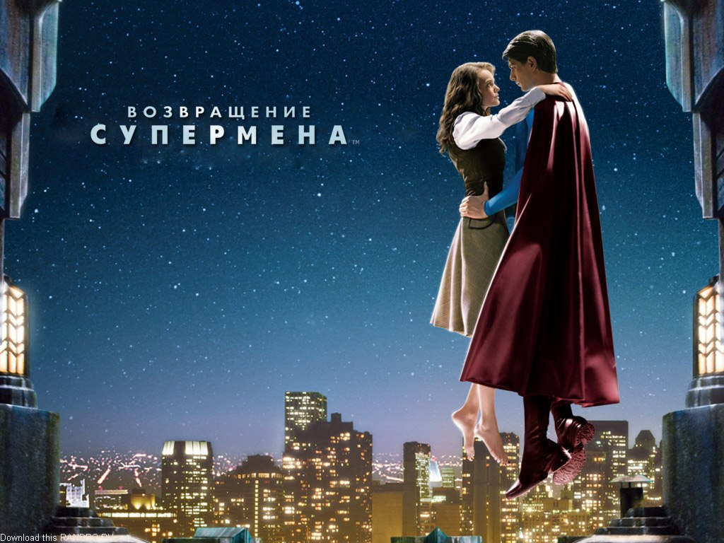 Superman Returns обои