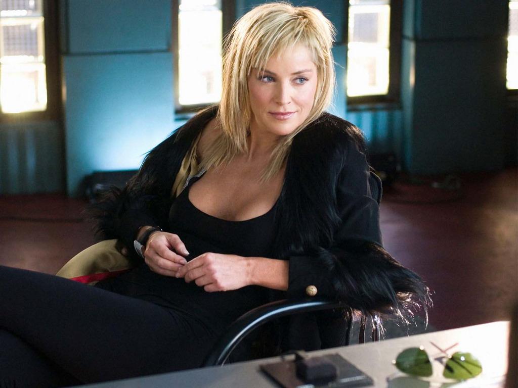 Sharon Stone обои для рабочего стола