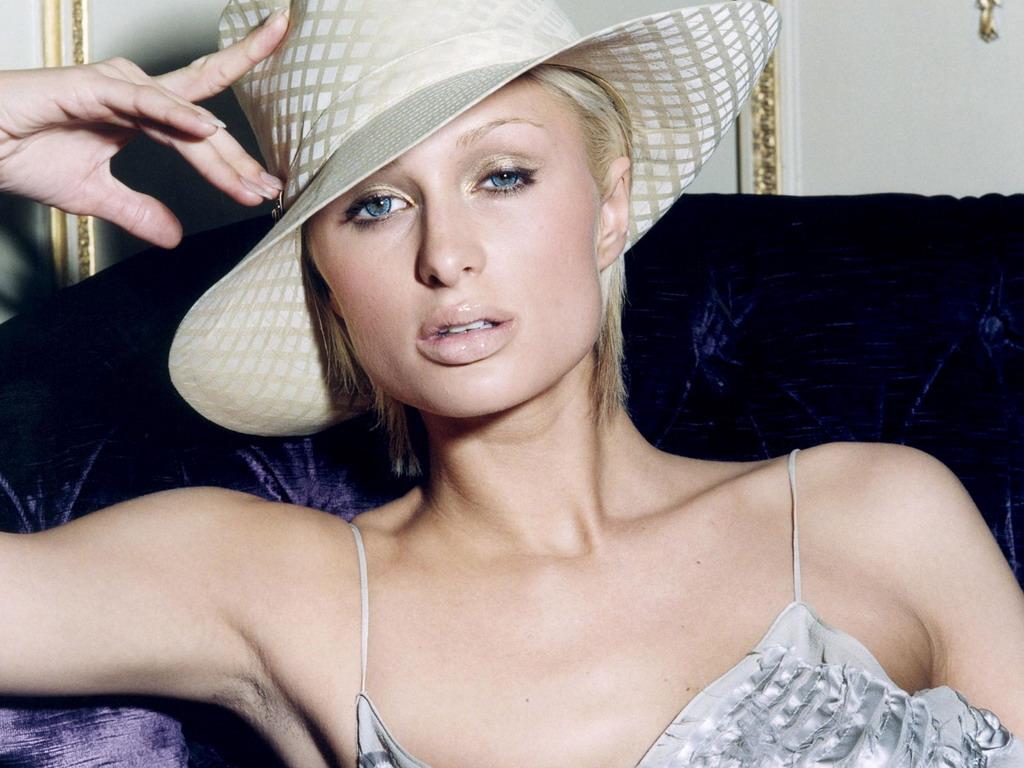 Paris Hilton обои для рабочего стола