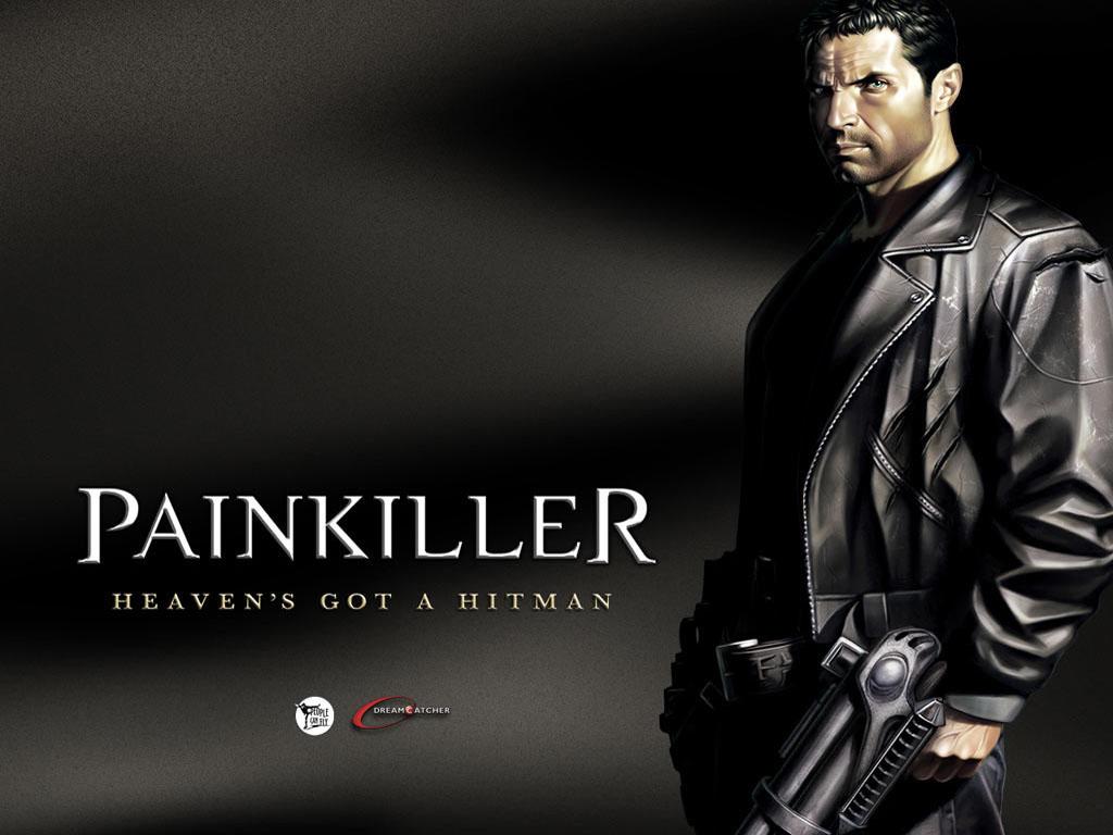 Главный герой из игры painkiller картинки