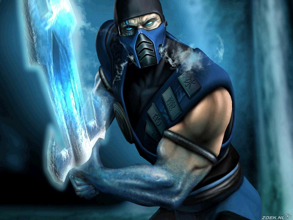 Mortal Kombat сабзиро - новые обои