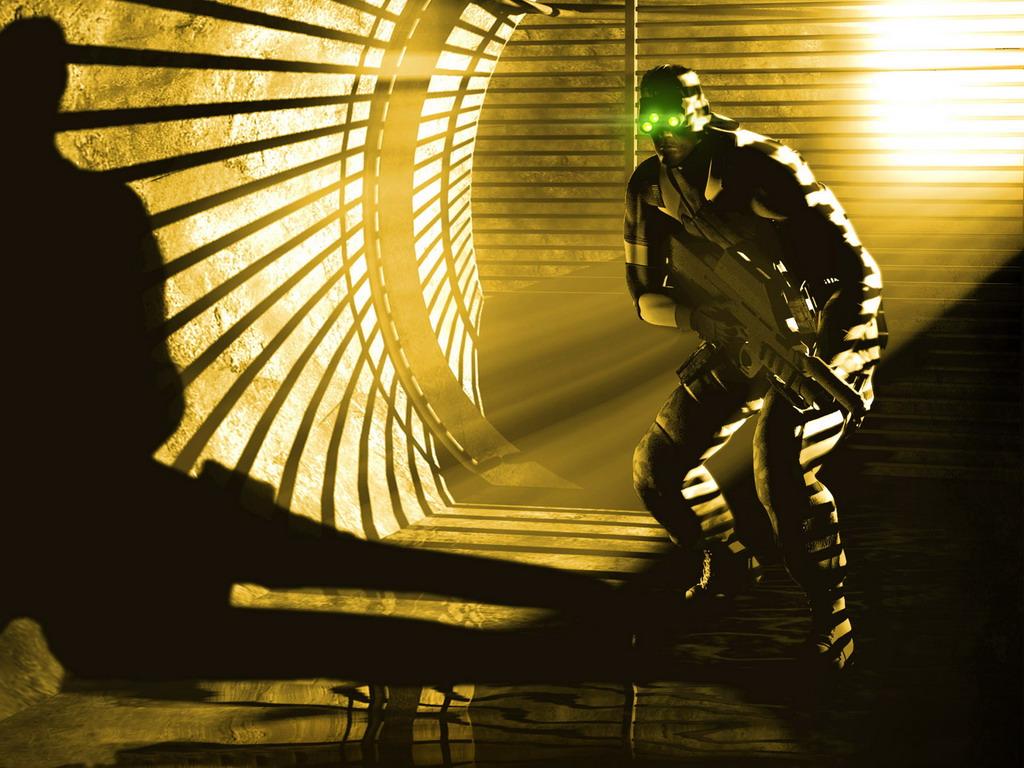 Splinter Cell обои скачать бесплатно