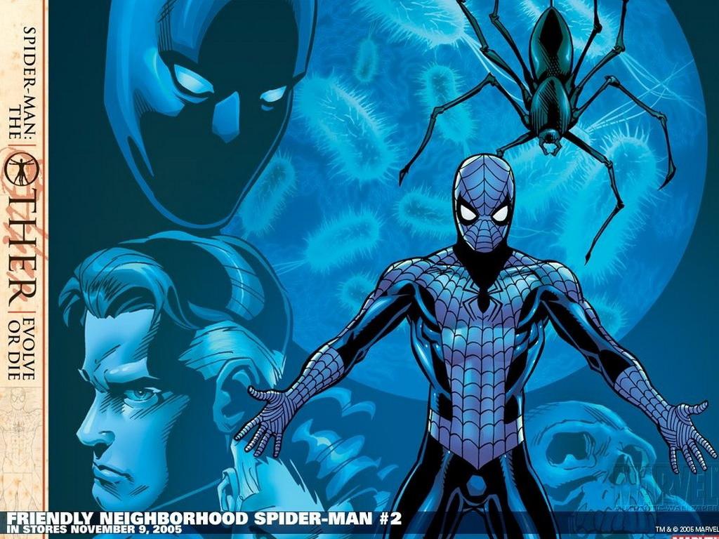 Мультик человек паук скачать