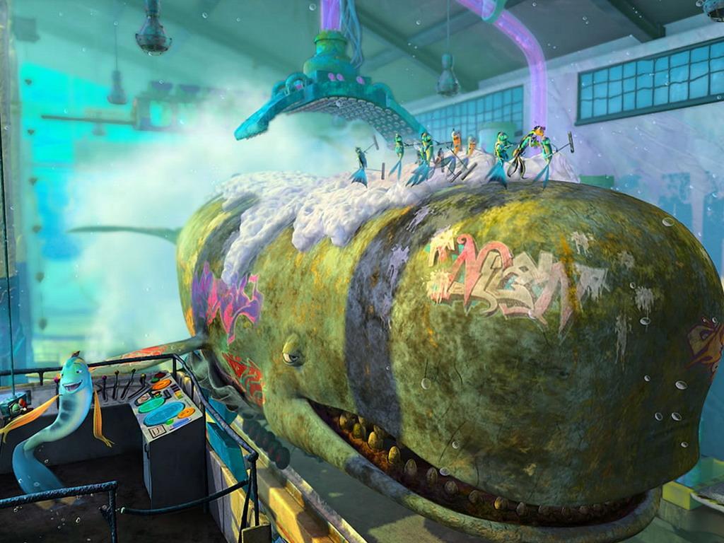 советский мультфильм с подводной лодкой
