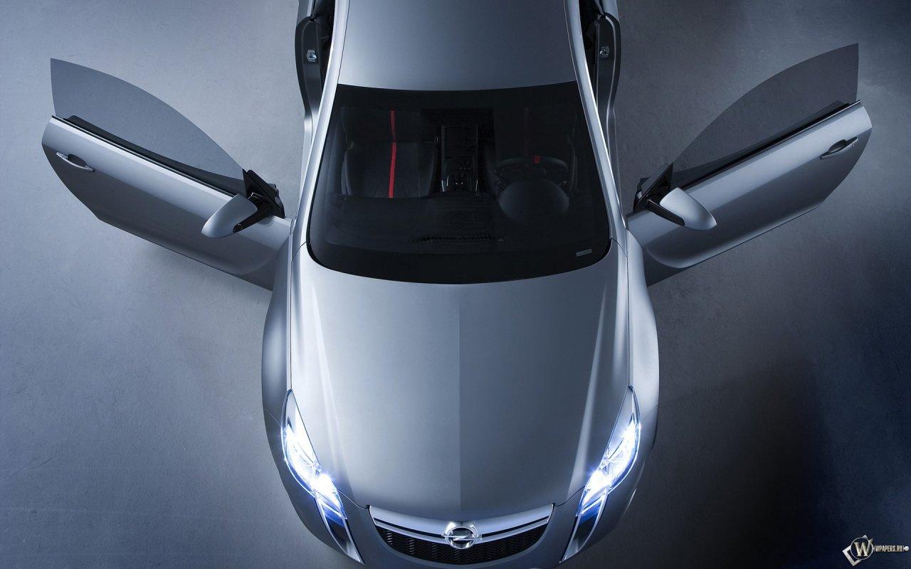 Обои для рабочего стола Opel Calibra