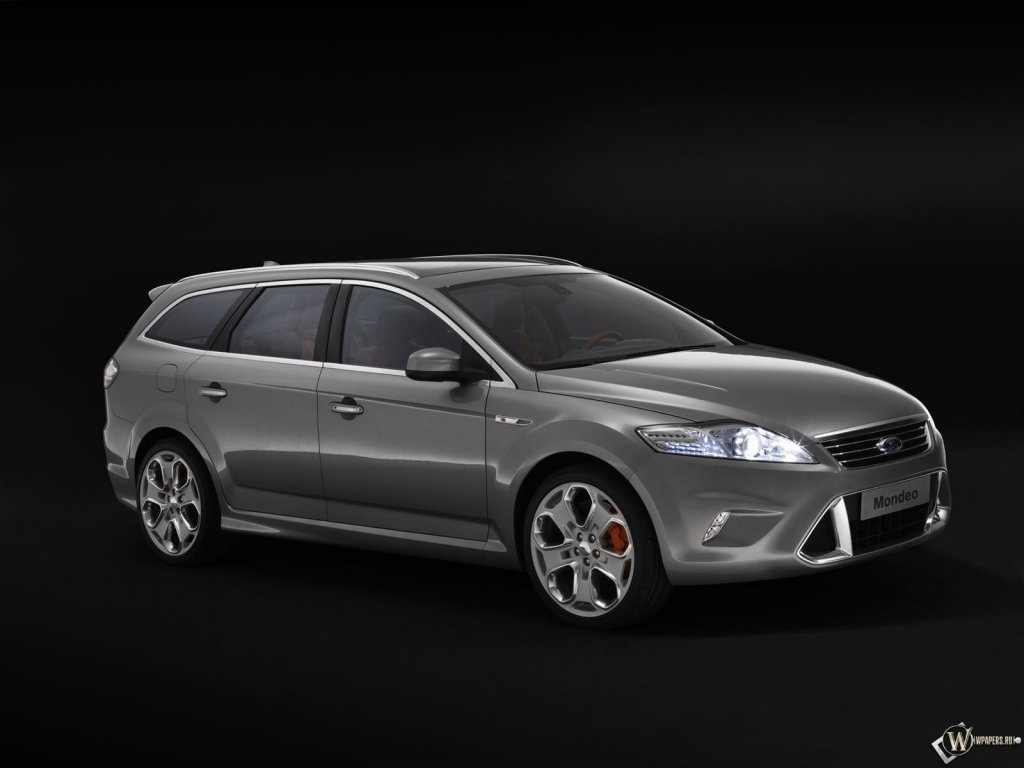 Ford Mondeo Wagon обои