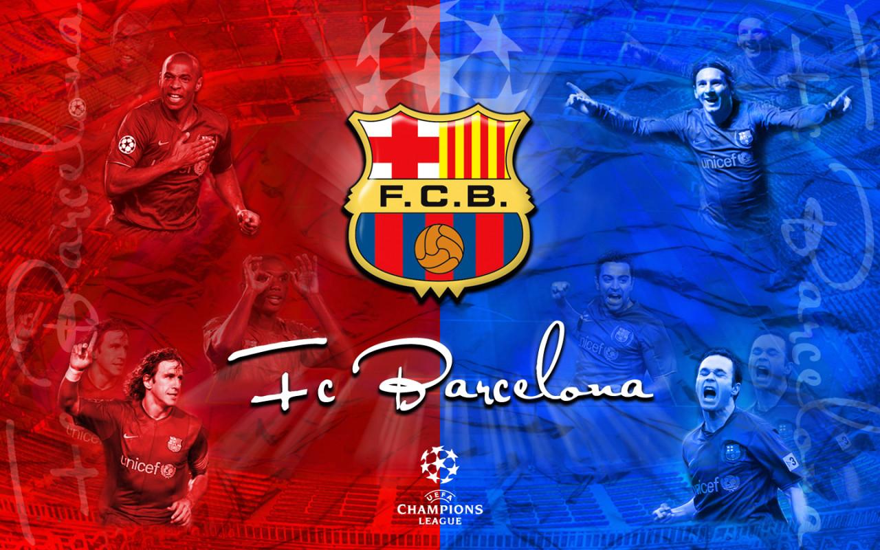 футбольный клуб Барселона обои