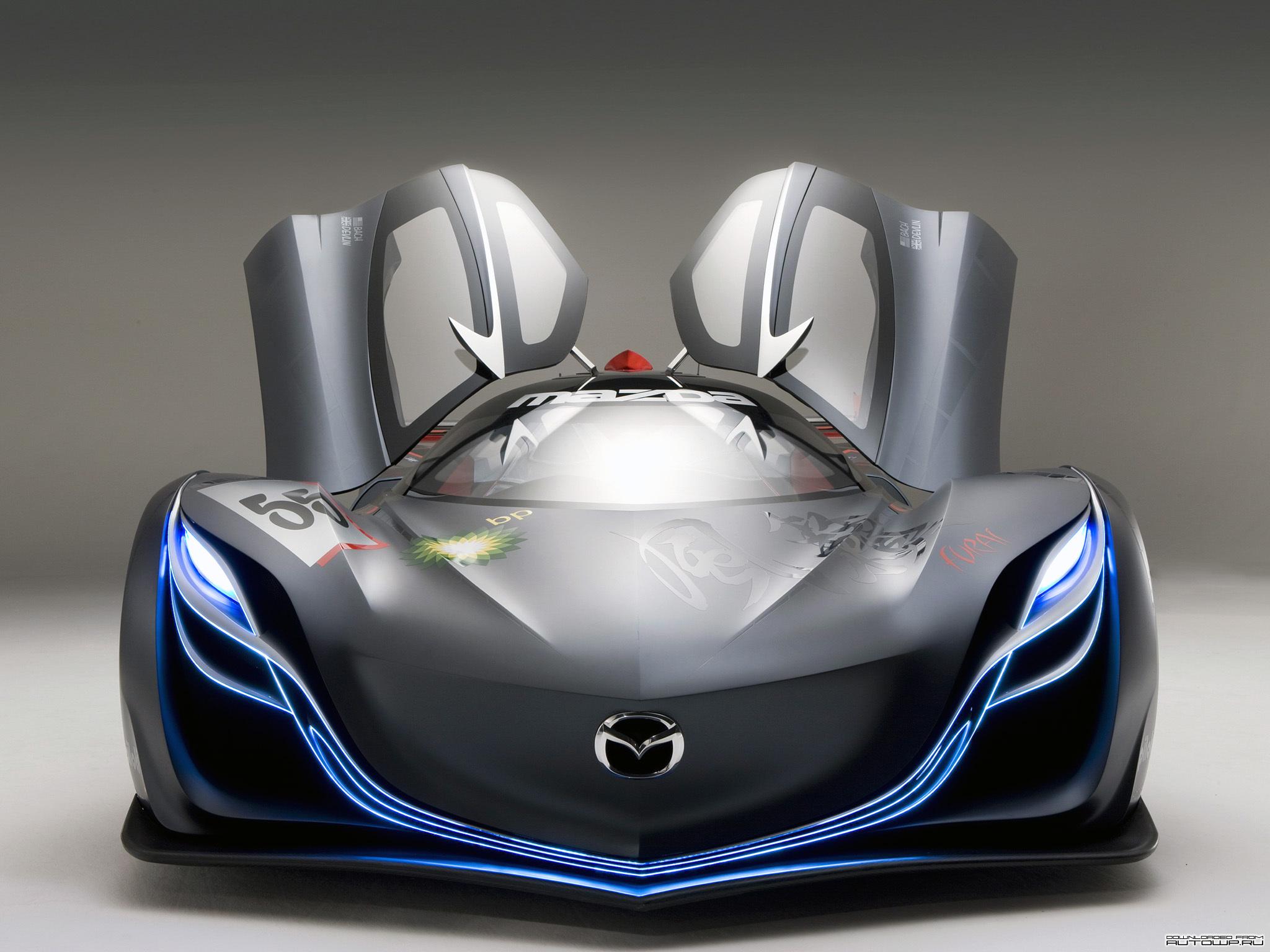 Бесплатно Mazda обои
