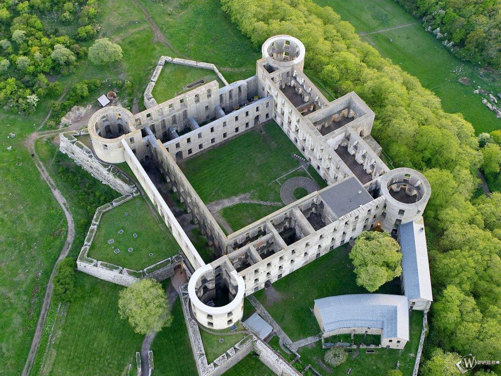 Картинки и обои Замок