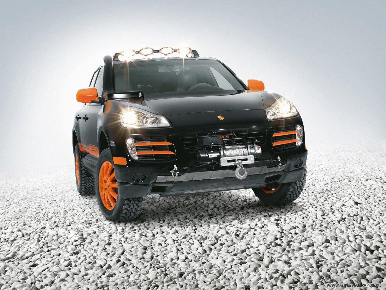 Porsche Cayenne обои