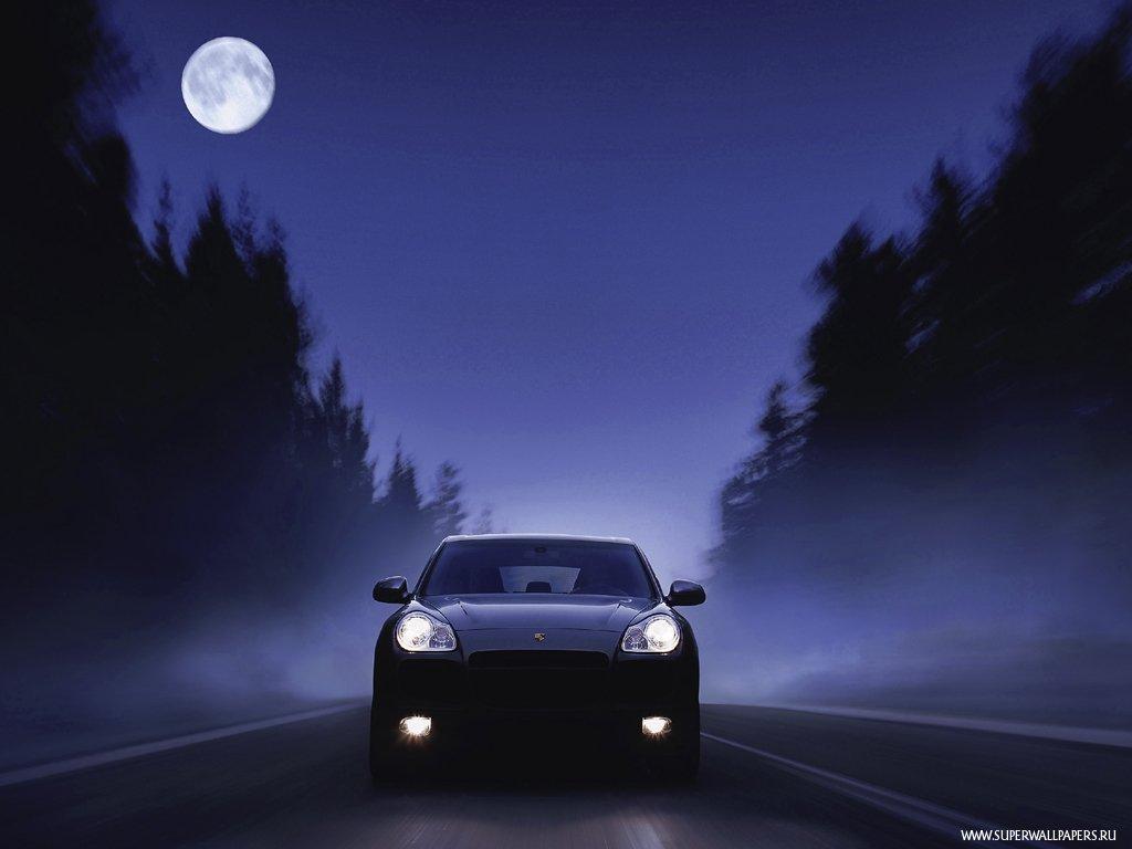 Бесплатно Porsche Cayenne обои