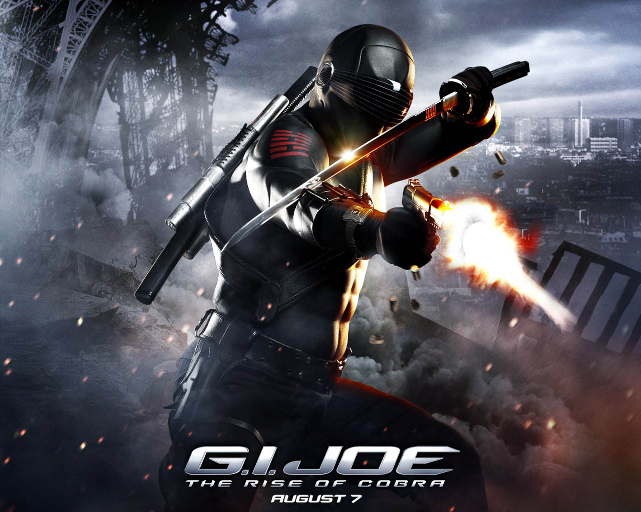 G.I. Joe: The Rise of Cobra обои