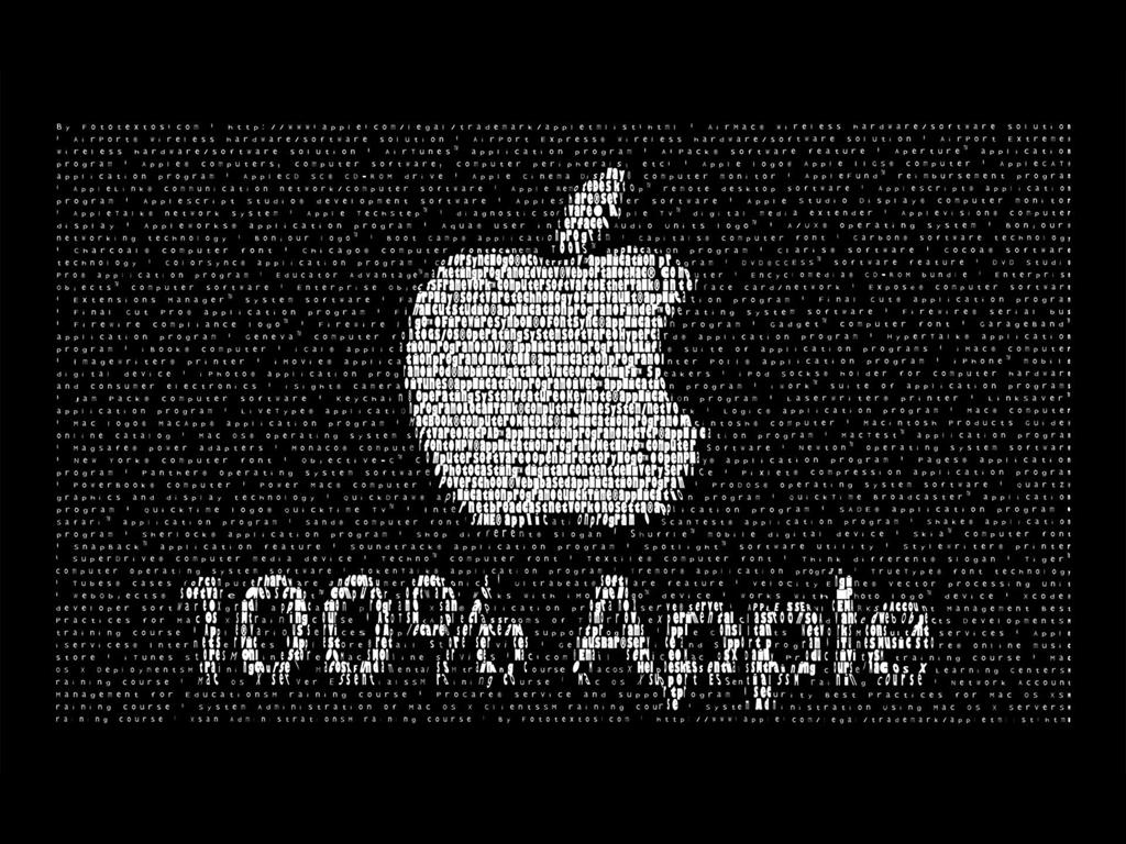 100% Apple - обои