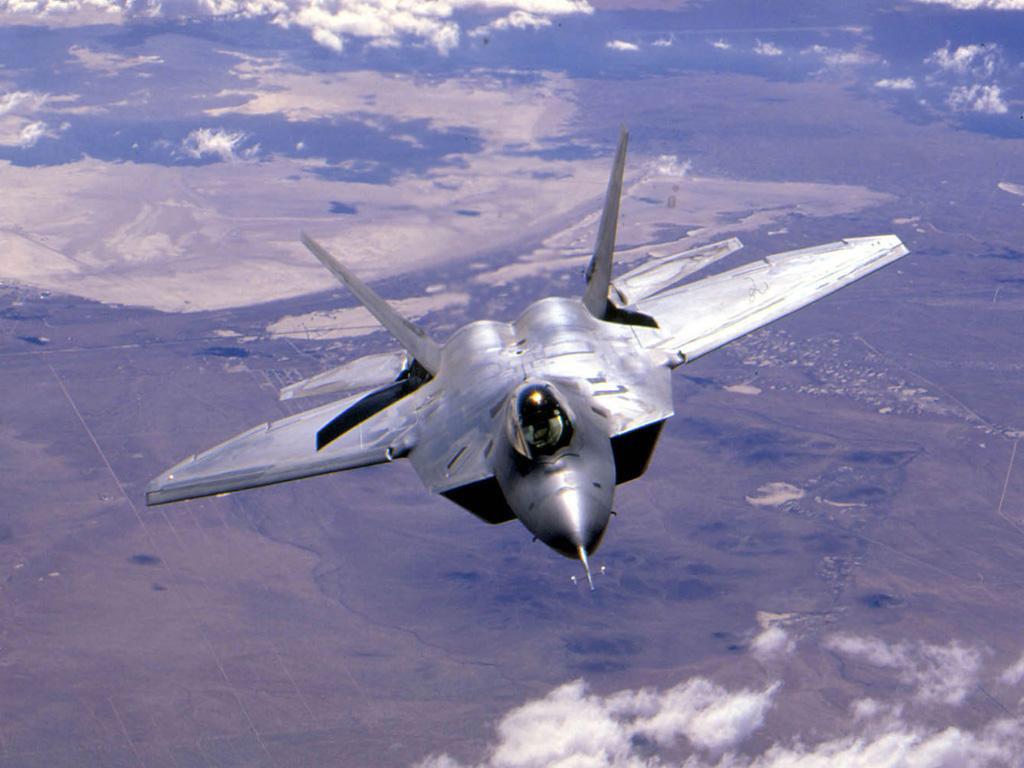 YF-22 обои