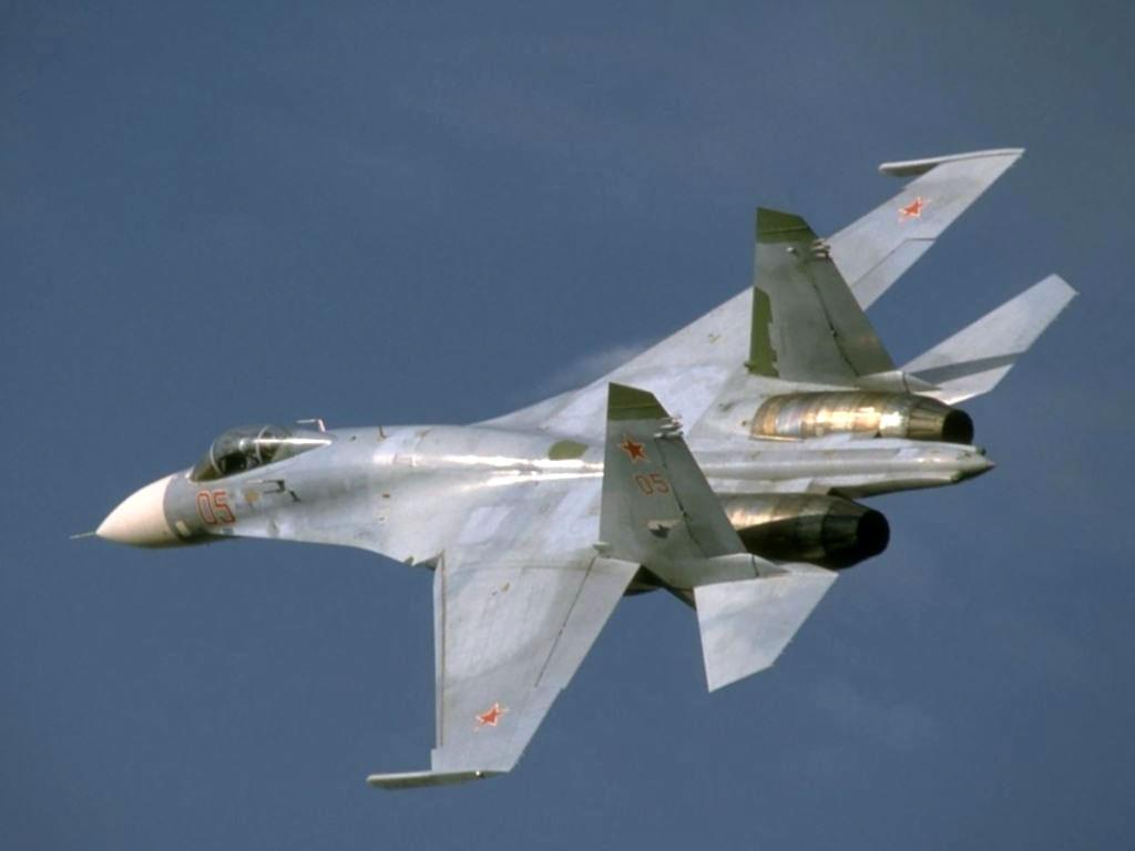 Су-27 обои