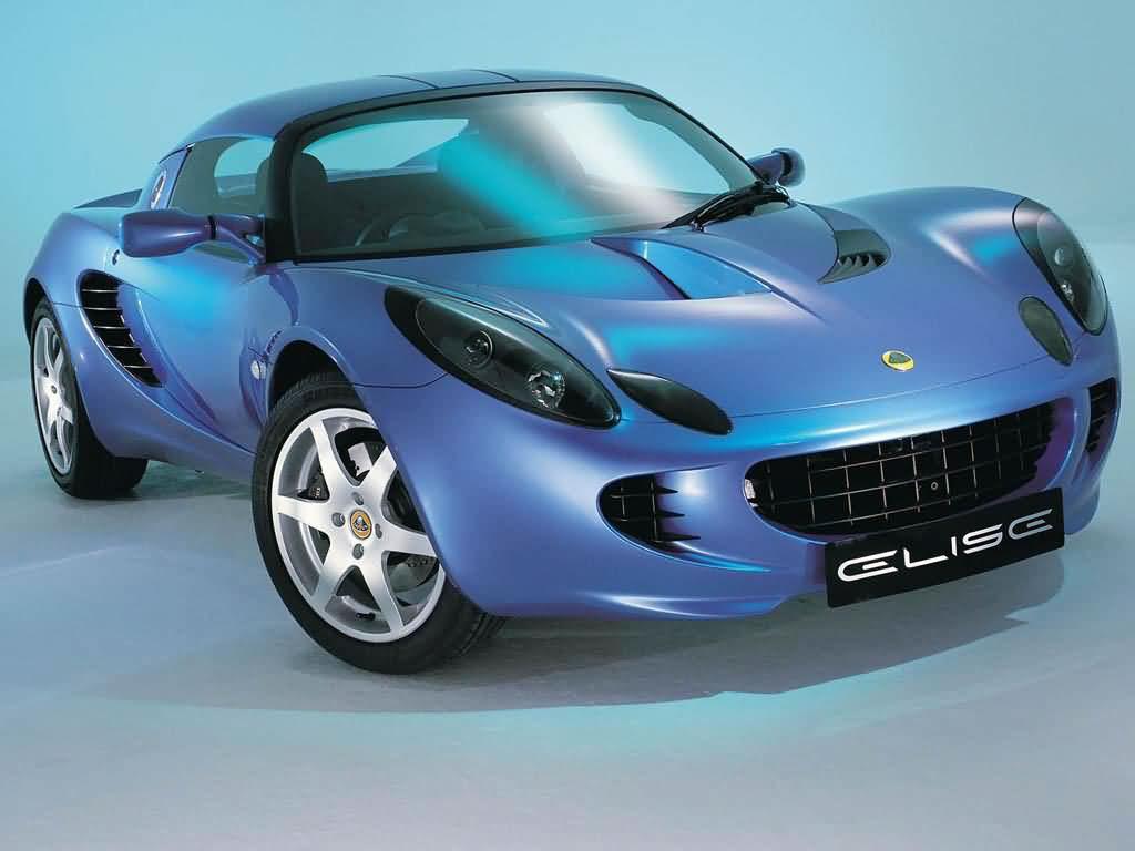 Lotus Elise обои