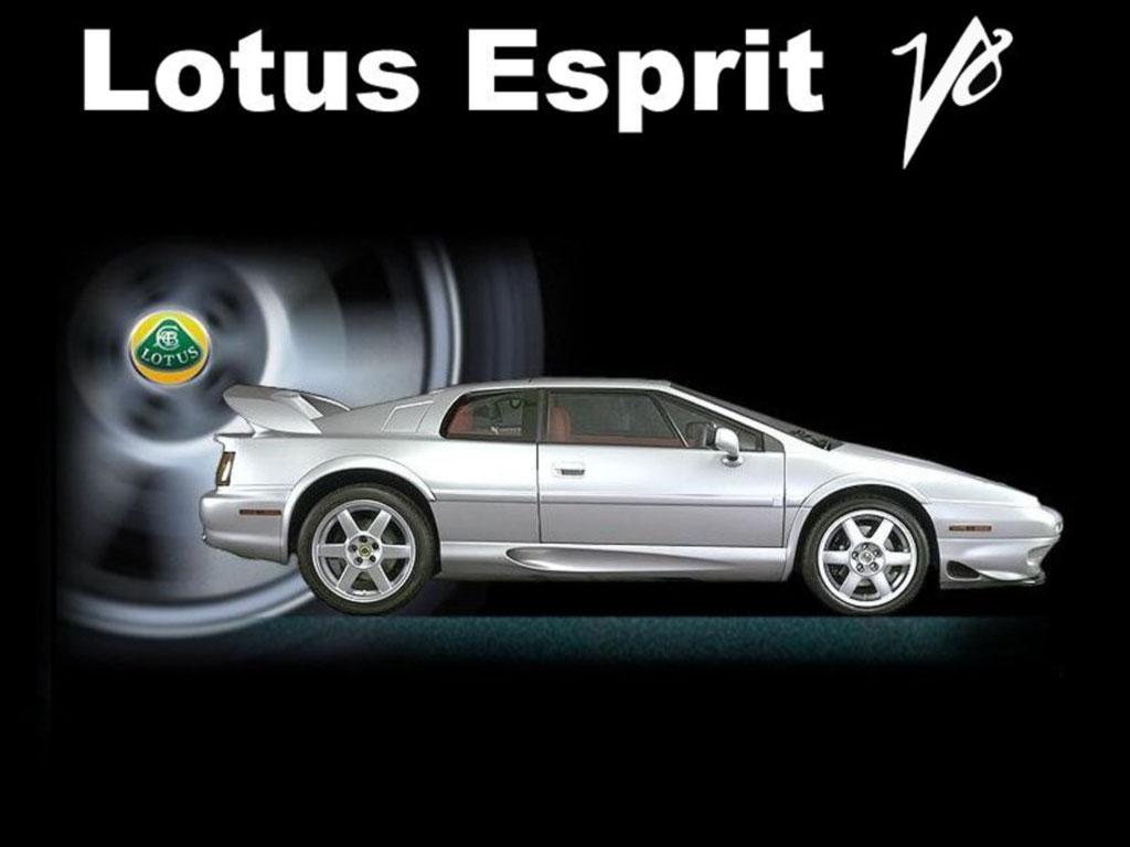 Lotus Esprit обои