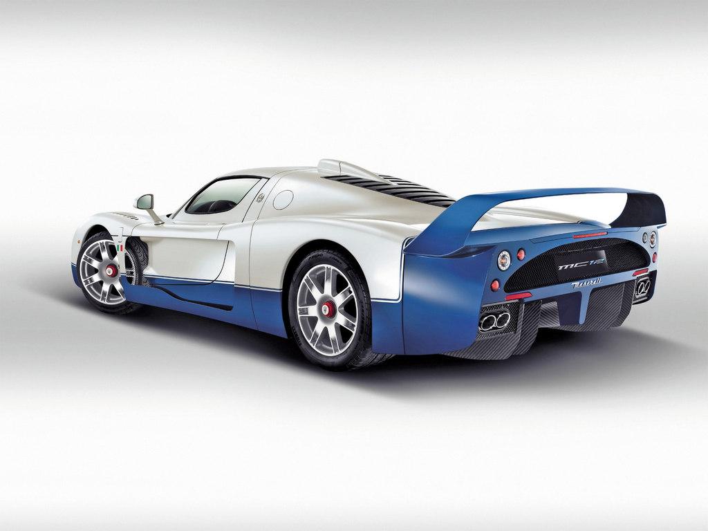 Maserati MC12 обои