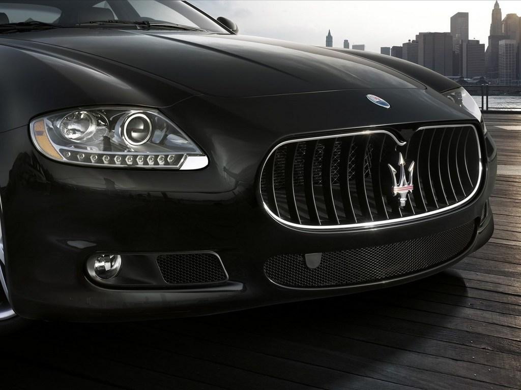Maserati Quattroporte S новые обои