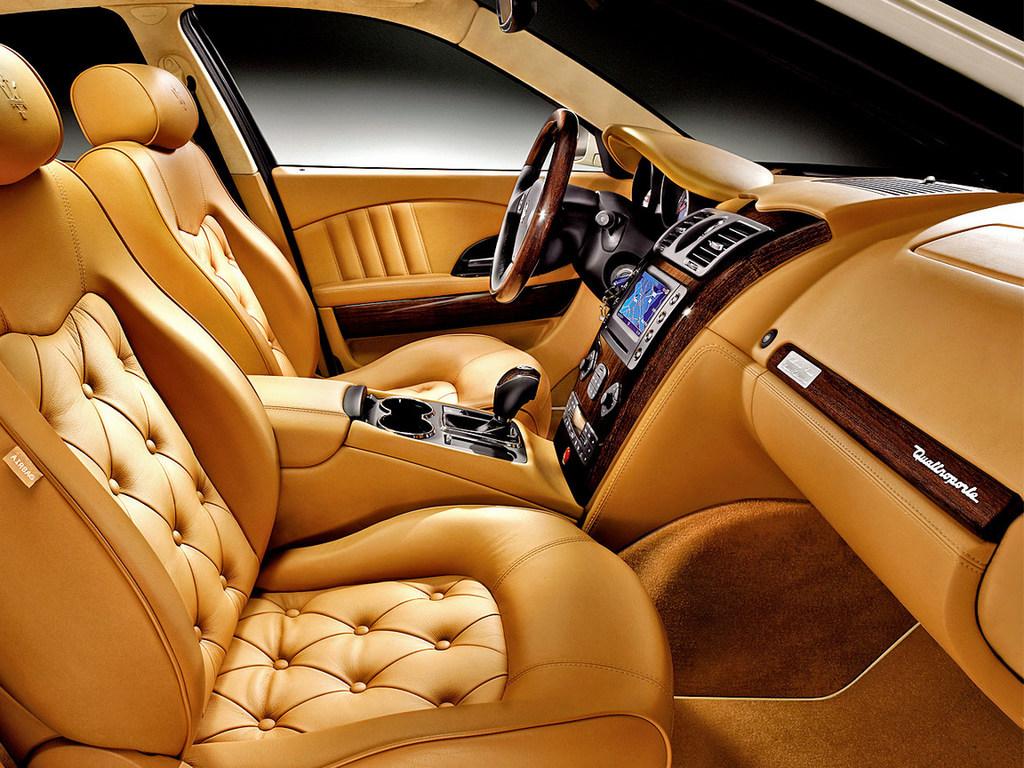 Maserati Quattroporte обои
