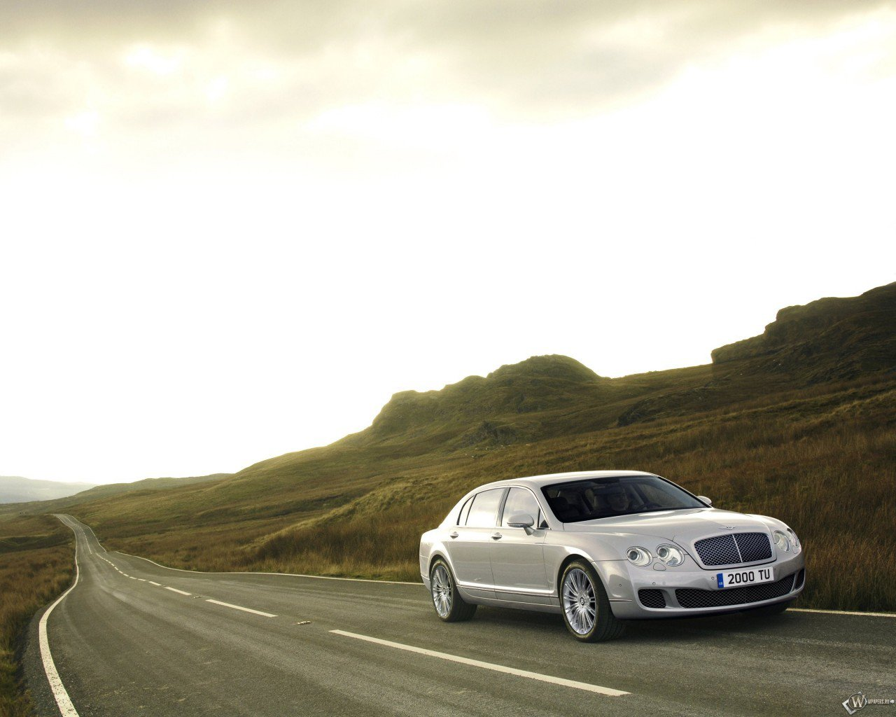 Bentley 2009 Continental Flying Spur Speed обои