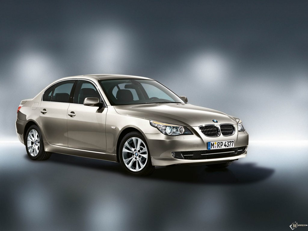 BMW 5 Series Edition Exclusive (2008) обои