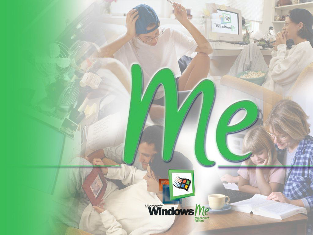 Windows Me обои