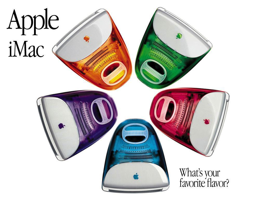 Apple iMac обои