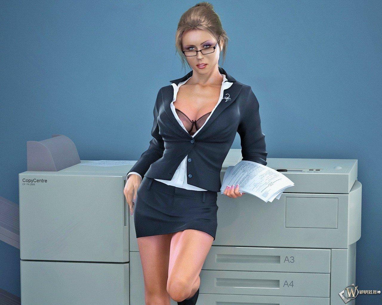 секретарши проститутки
