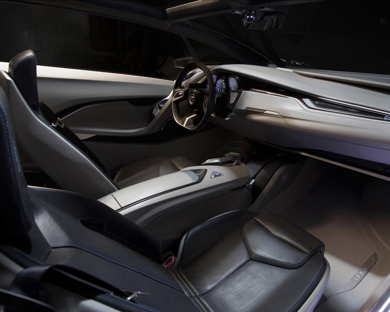 Cadillac, Urban Luxury Concept, 2010 новейшие обои