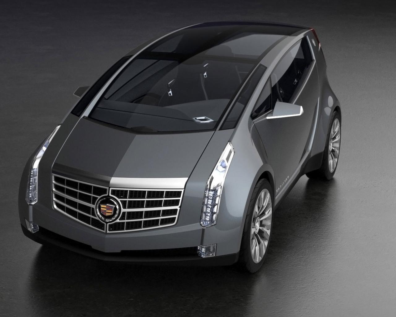 Cadillac, Urban Luxury Concept, 2010 обои