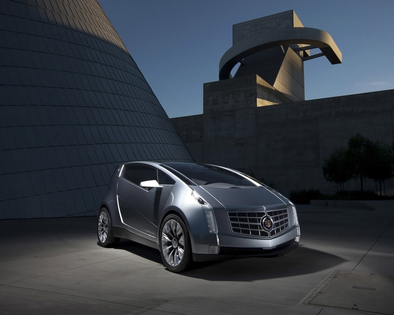 Cadillac, Urban Luxury Concept, 2010 красивые обои