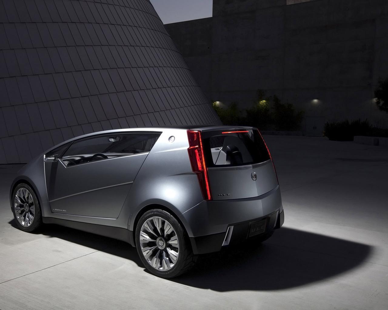 Cadillac, Urban Luxury Concept, 2010 гламурные обои