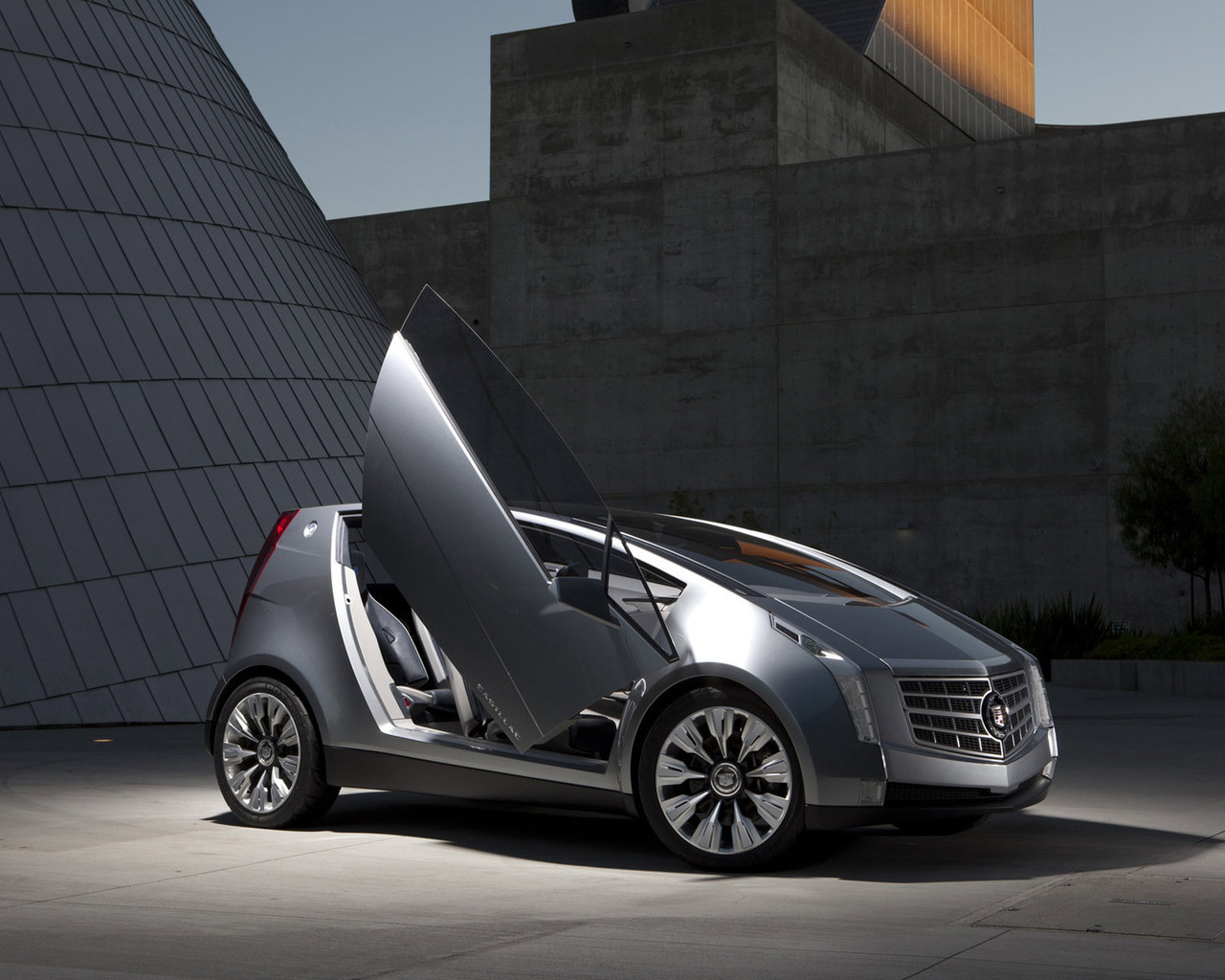 Cadillac, Urban Luxury Concept, 2010 обои