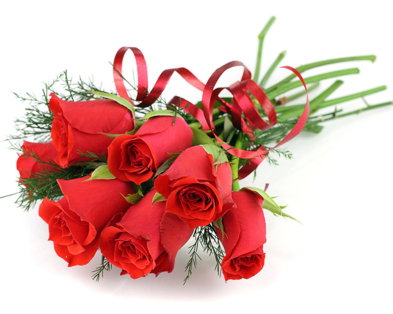 Фон поздравление букет цветов