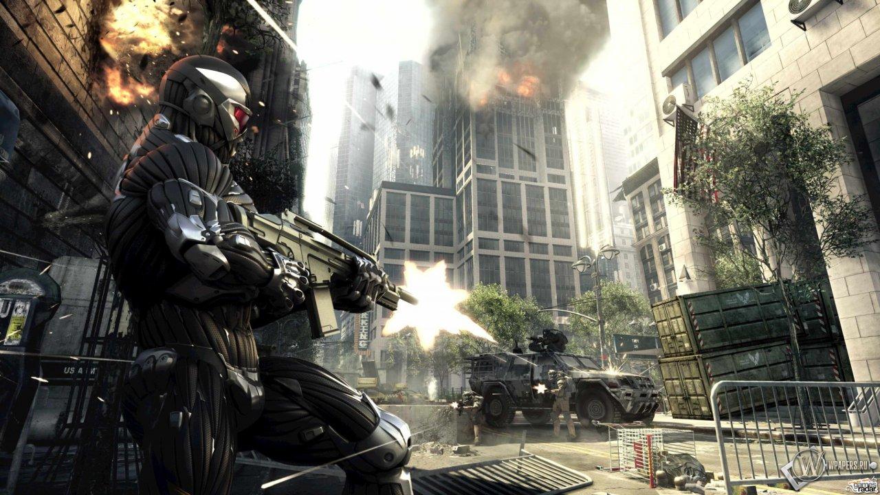 Crysis 2 обои