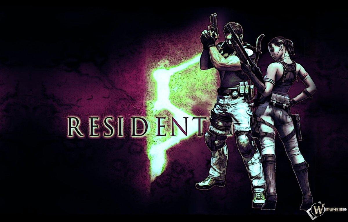 Resident Evil 5 Gold обои