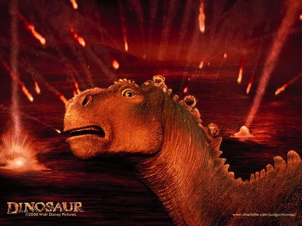 Динозавр обои
