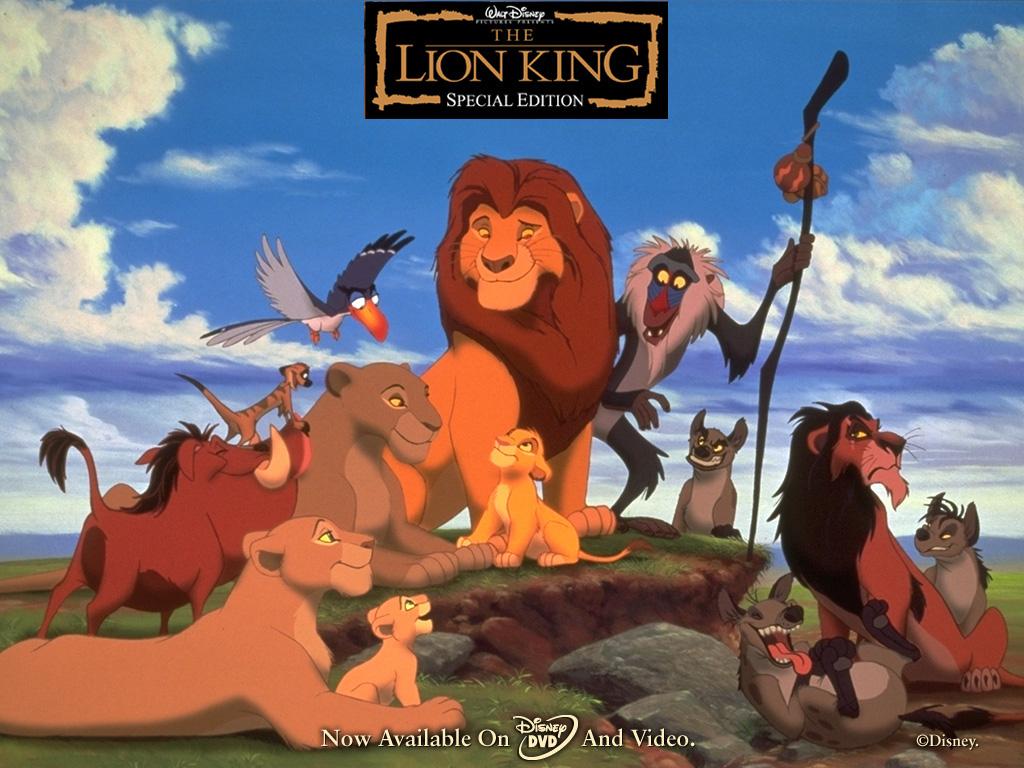 Король Лев обои
