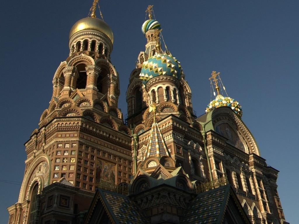 Санкт-Петербург обои