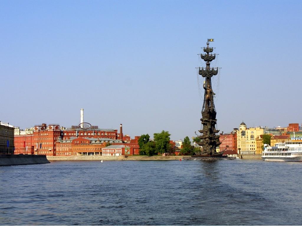 Москва красивые обои