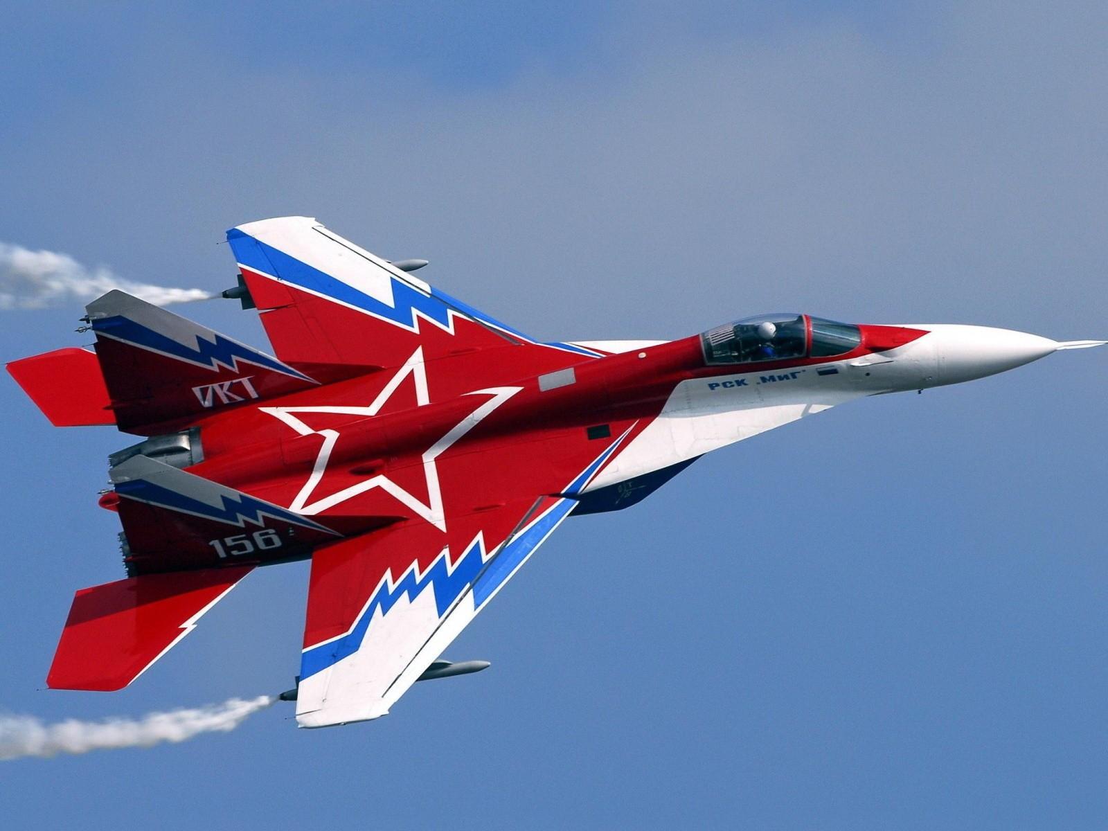 Обои для рабочего стола русские самолеты
