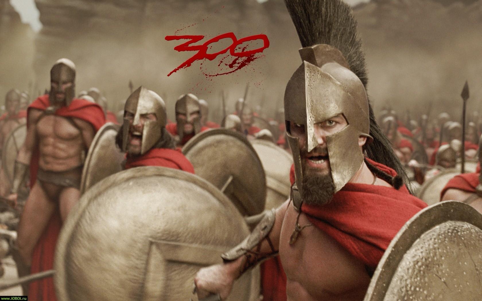 Обои 1680x1050. 300 спартанцев - скачать фото на рабочий стол и обои.