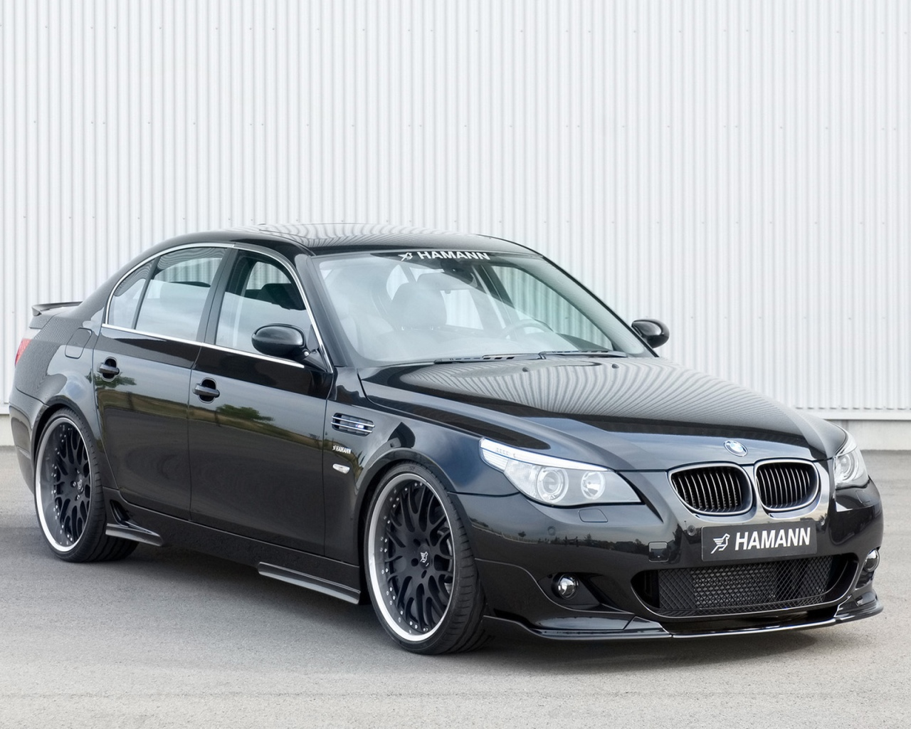Hamann BMW 5-Series обои