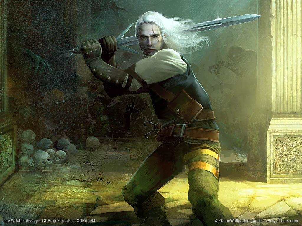 The Witcher обои