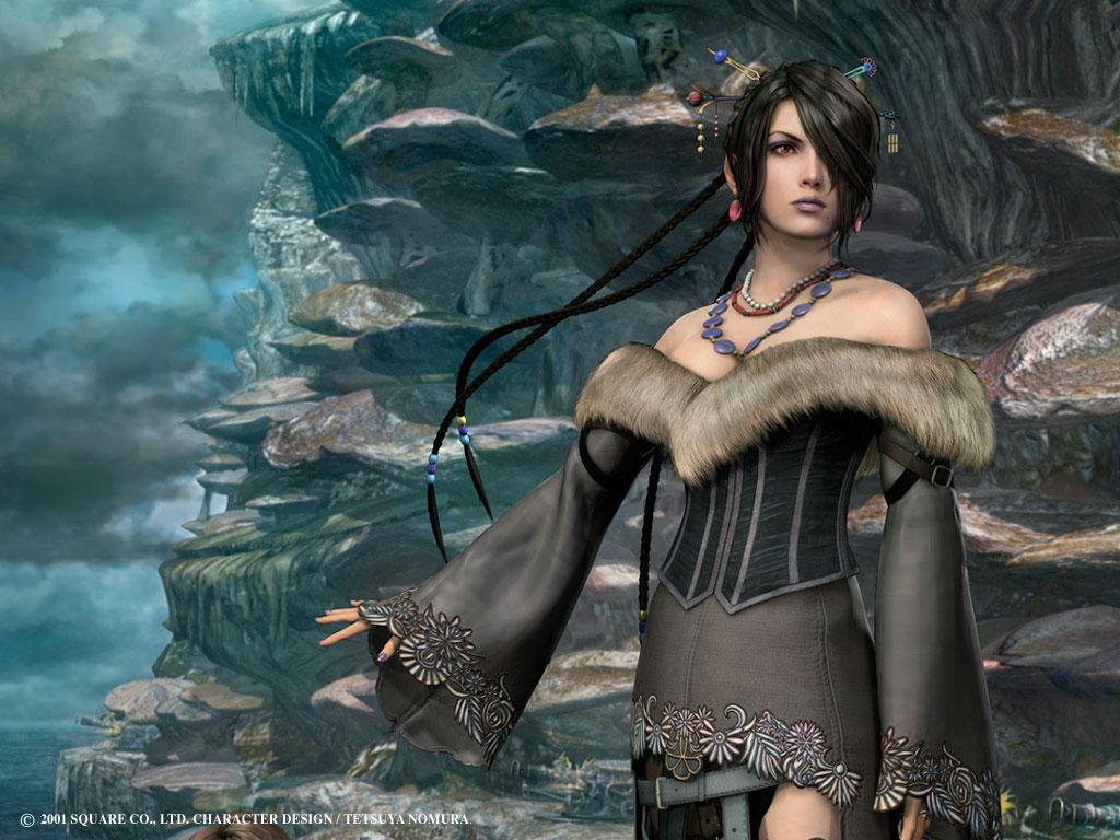 Final Fantasy X обои