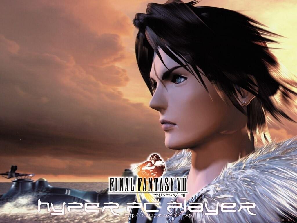 Final Fantasy VIII обои