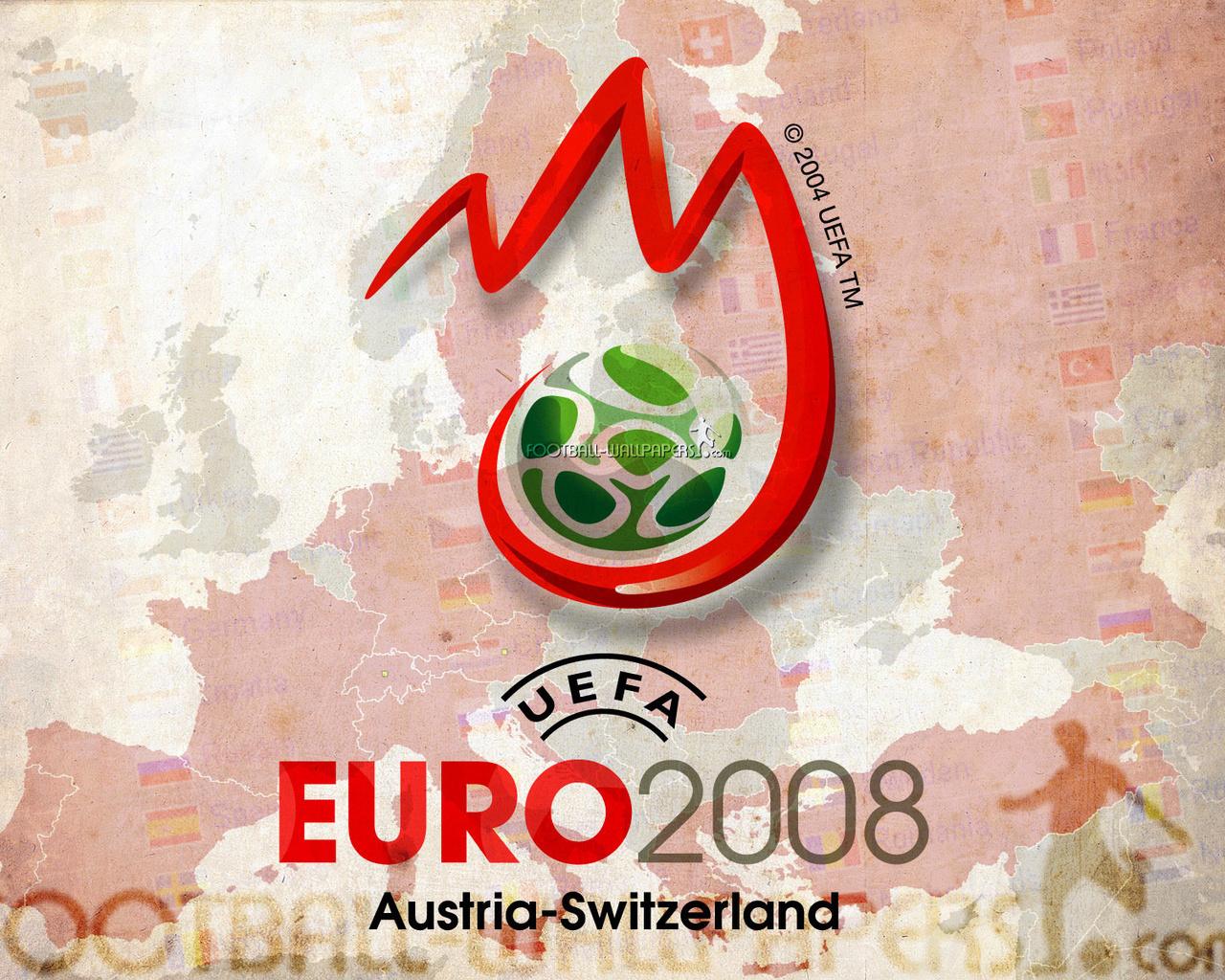 Символ Евро 2008 обои