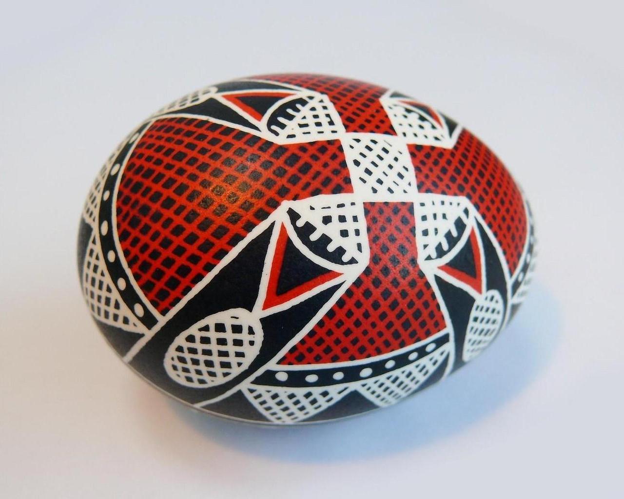 Пасхальное яйцо обои