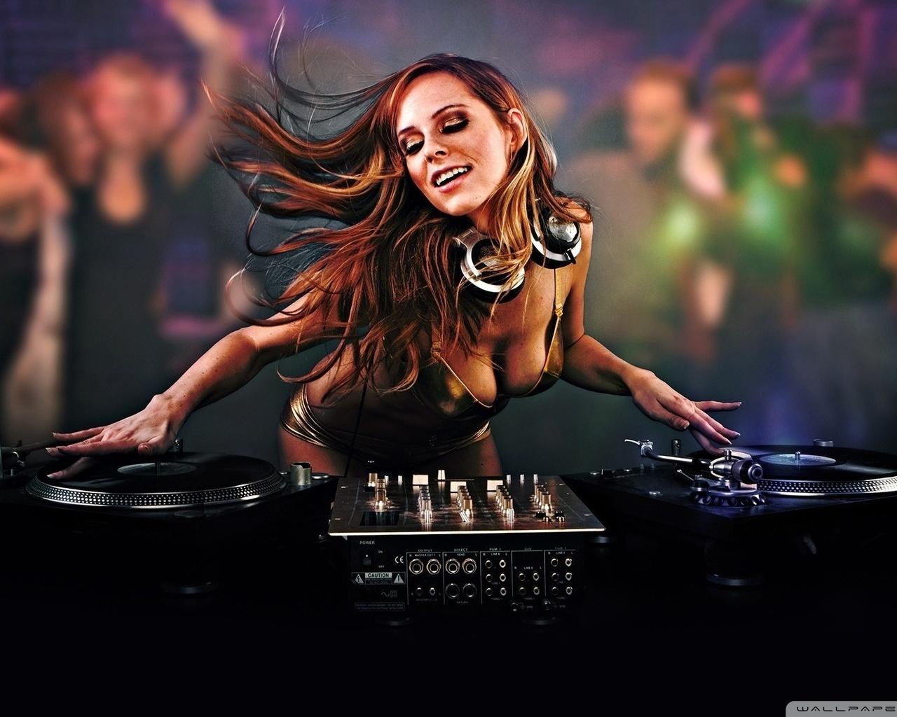 DJ обои